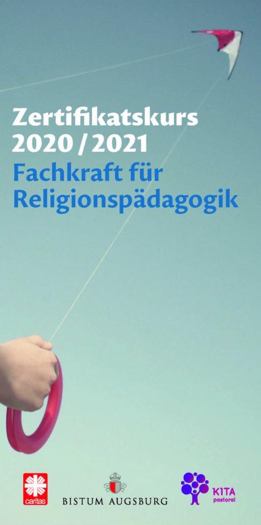 Zerrtifikatskurs Fachkraft für Religionspädagogik